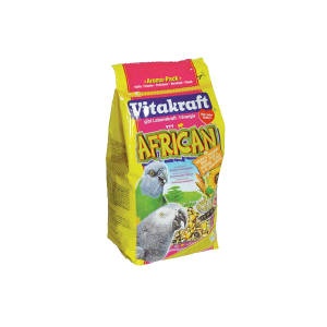 African loros grises Vitakraft 750 gr
