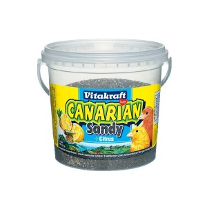 Arena Sandy Canarios Vitakraft
