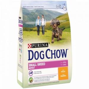 Dog Chow Razas Pequeñas Adult